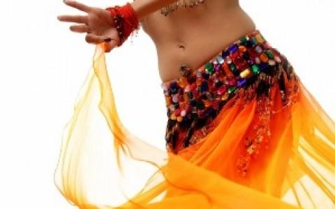 Танец - приятный путь к идеальной фигуре